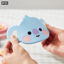 [LINE X BT21] Silicon Coasters Baby Version