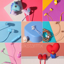 [ROYCHE X BT21] Wired Earphone with Remote & Mic