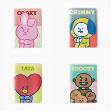[LINE X BT21] Passport Case Sitting Version