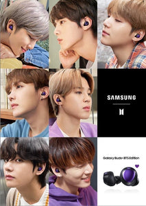 [SAMSUNG] Galaxy Buds + BTS Edition (Express Shipping)