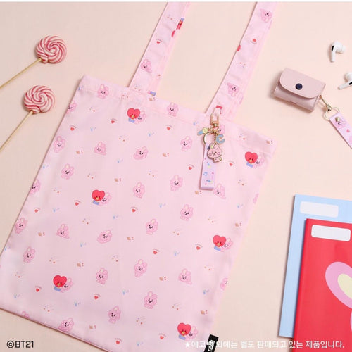 [LINE X BT21] Baby Pattern Eco Bag