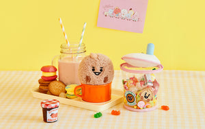 [LINE X BT21] Boucle Bubble Tea Doll