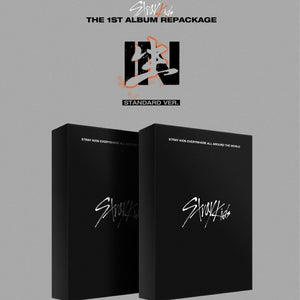 STRAY KIDS - IN生 (Standard Version + Free Shipping)