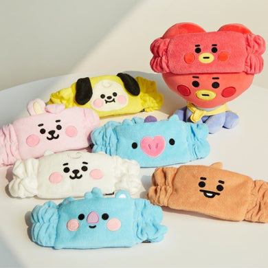 [LINE X BT21] Baby Hair Band