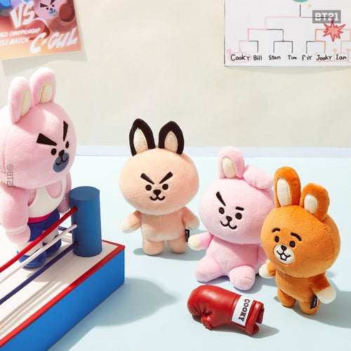 [LINE X BT21] Cooky Doll SET Universe Ver. (Limited Edition)