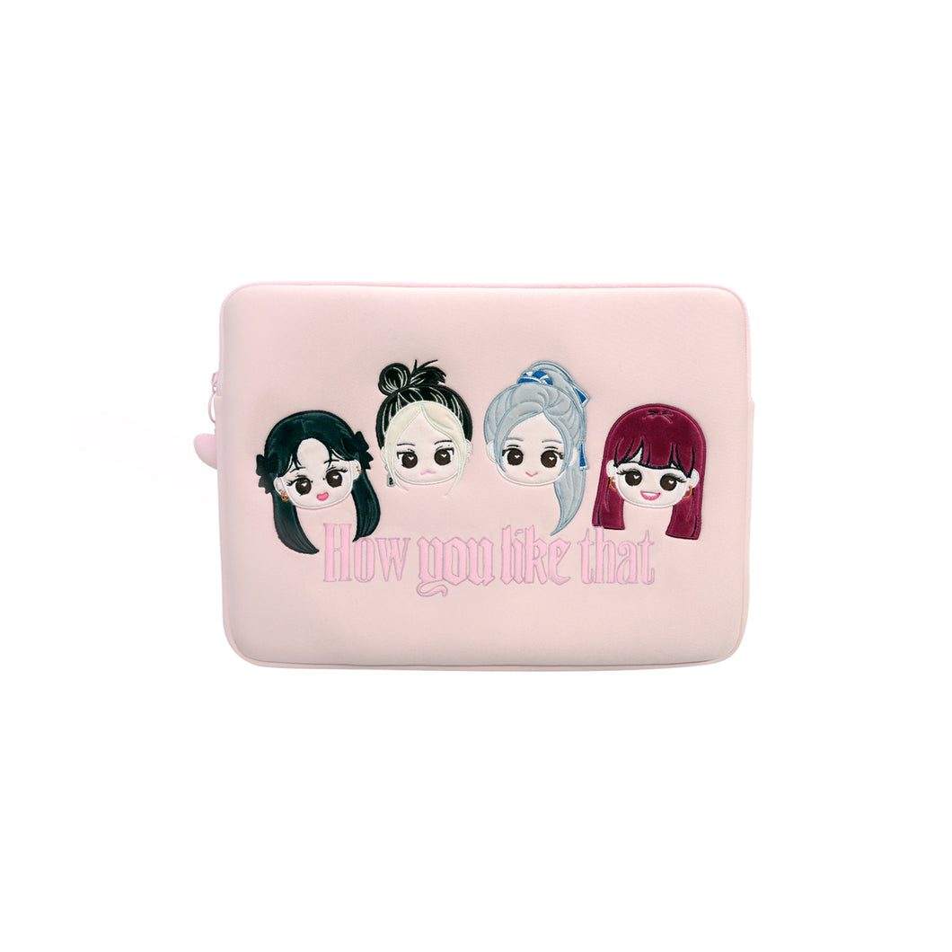 [YG] BLACKPINK Official Character Laptop Sleeve