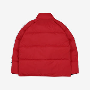 [FILA X BTS] Tapey Short Down Dark Red