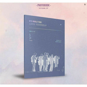 BTS World Tour LOVE YOURSELF in Seoul DVD/Blu-Ray (Free Shipping)