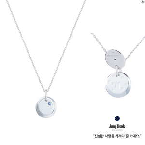 [STONEHENgE x BTS] Moment Of Light BIRTH Necklace Version (Free Shipping)