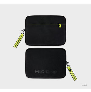 [BIG HIT] BTS OFFICIAL MIC DROP Multi Flat Pouch 13 inches