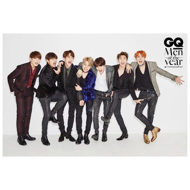 [GQ JAPAN 2020] BTS: Coverman + Exclusive Interview