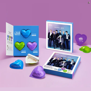 [MEDIHEAL X BTS] LOVE ME Capsuline Mask Global Edition