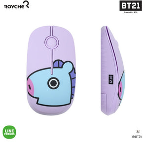 [ROYCHE X BT21] Wireless Mouse (Free Shipping)