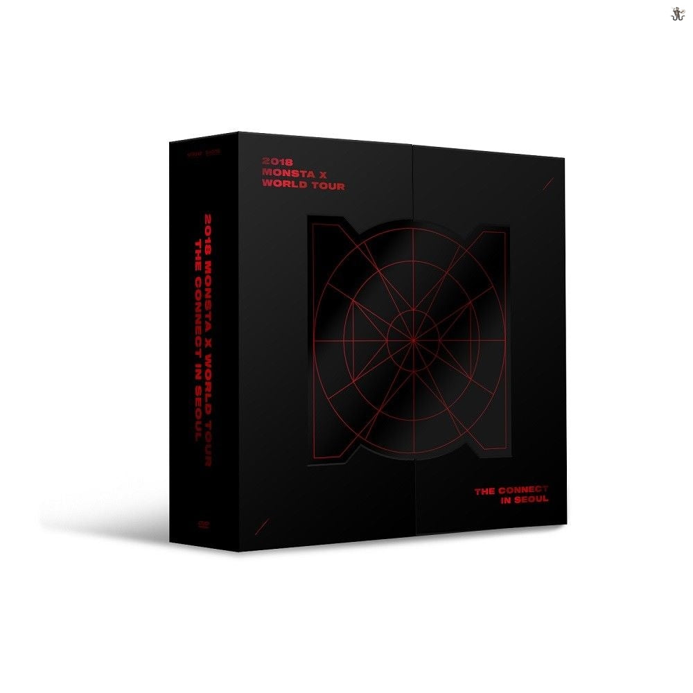 MONSTA X 2018 World Tour: The Connect in Seoul 3 DVD