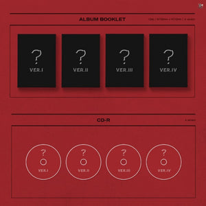 Monsta X - We Are Here (You can choose Ver + Free Shipping)