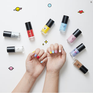[SHUSHU Cosmetics X BT21] Nail Color 8.5ml