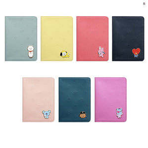 [LINE X BT21] Mascot Mini Journey Passport Case