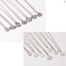 [OST X BT21] Official  Silver 925 Necklace