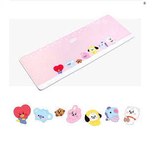 [ROYCHE X BT21] Long Mouse Pad Baby Ver.