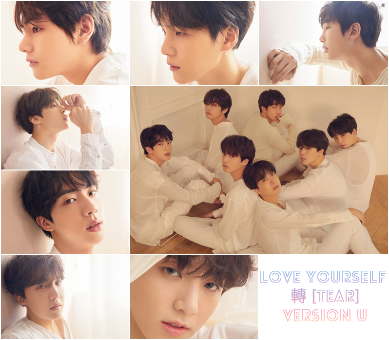 Bts Love Yourself 轉 Tear You Can Choose Ver Free