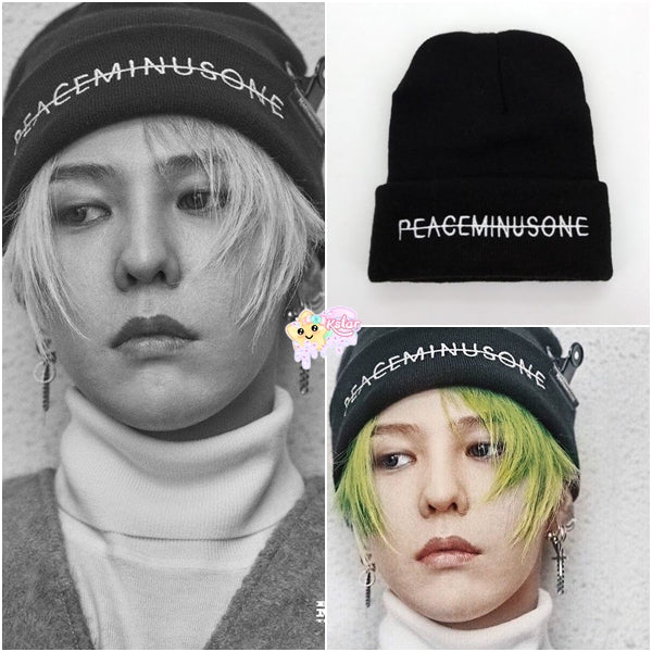 GDragon's Style GD Knit Beanie