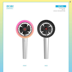 [JYP] Official TWICE CANDY FAN Z (Free Express Shipping)