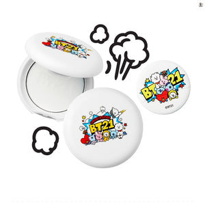 [BT21 X VT COSMETICS] Art In Pore Pact