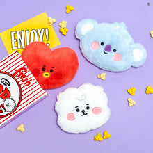 [LINE X BT21] Official BABY Flat Fur Series Mini Pouch