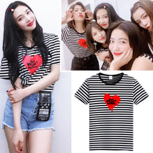 Red Velvet's Style Redmare Shirt