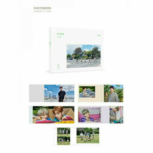 [BIG HIT] Official TXT TOMORROW X TOGETHER The First Photobook/DVD - H:OUR