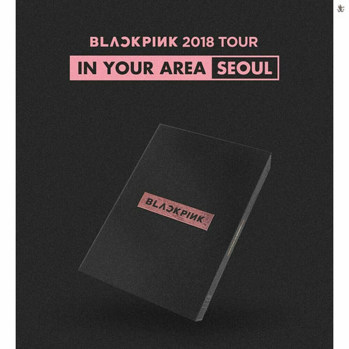 BLACKPINK - 2018 TOUR IN YOUR AREA SEOUL DVD