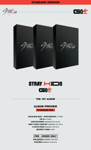 STRAY KIDS - GO生 (Standard Version + Free Shipping)