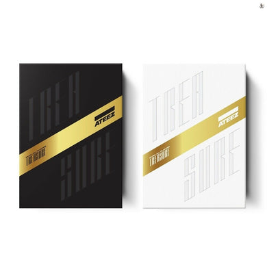 ATEEZ - TREASURE EP.FIN : All To Action (You Can Choose Ver + Free Shipping)