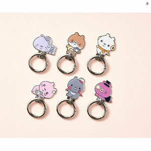 [TWOTUCKGOM X MONSTA X] Deco Holder Ring