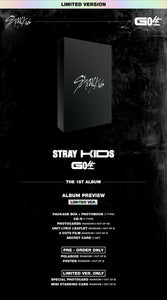STRAY KIDS - GO生 (Limited Version + Free Shipping)