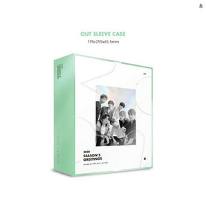[BIG HIT] BTS 2020 SEASON'S GREETINGS