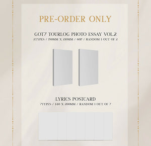 GOT7 - DYE (Mini Album / Free Shipping)