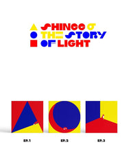 SHINee - The Story of Light EP.1 (Free Shipping)