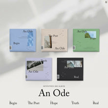 SEVENTEEN - An Ode (You Can Choose Ver + Free Shipping)