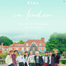 STRAY KIDS - Stay in London DVD + Photobook (Free Shipping)