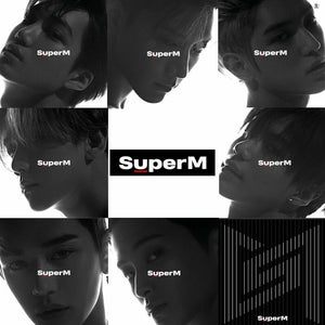 SUPERM - 1st Mini Album (You Can Choose Ver + Free Shipping)