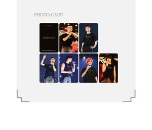 EXO - EXO PLANET #5 - EXPLORATION Concert (DVD & Photobook)