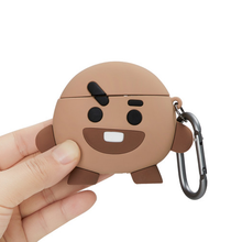 [LINE X BT21] Airpods Case Face Version