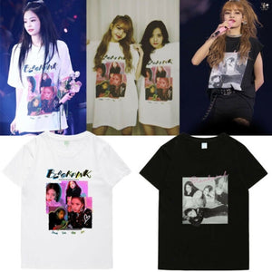 BlackPink's Style Members Shirt
