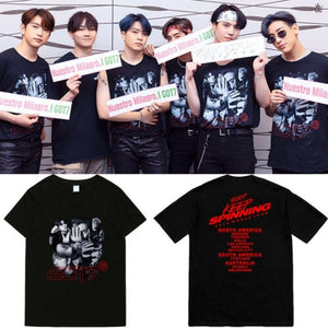 GOT7 Style Keep Spinning Shirt