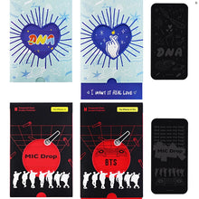 [BIG HIT] Official DNA / MIC DROP Tempered Glass for iPhone