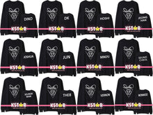 Seventeen Logo Sweater (All Members)