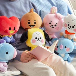[LINE X BT21] Sitting Doll 12cm & 20cm Baby Version
