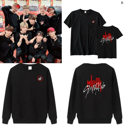 Stray Kids' Style Miroh Shirt/Sweater