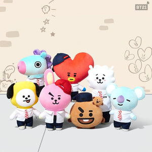 [LINE X BT21] Official Afterschool Standing Doll